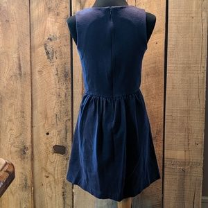 J. Crew Dresses - J.Crew Daybreak Dress Raw Indigo small